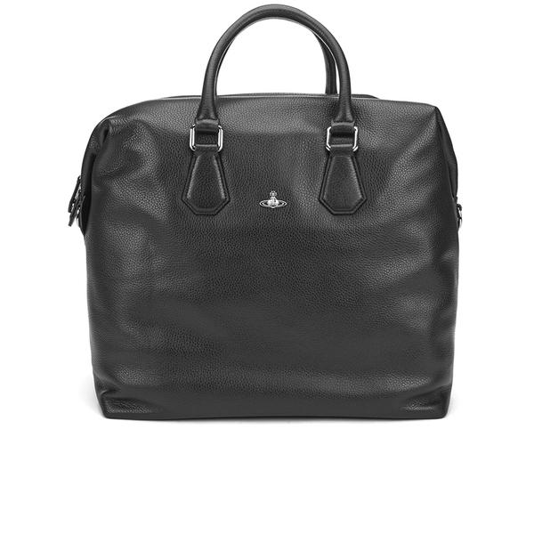 Vivienne Westwood Men's Milano Weekender Bag - Black