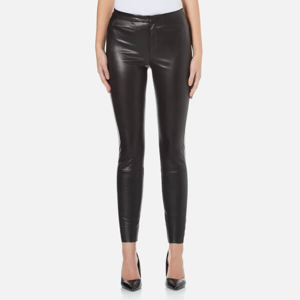 BOSS Orange Women's Sapali Trousers - Black