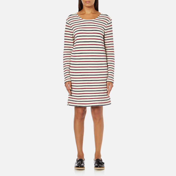 Samsoe & Samsoe Women's Damas Dress - Breton Beet
