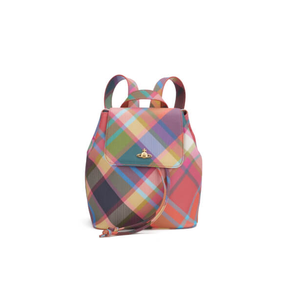 Vivienne Westwood Women's Derby Backpack - Harlequin