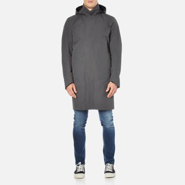 Arc'teryx Veilance Men's Galvanic IS Coat - Soot
