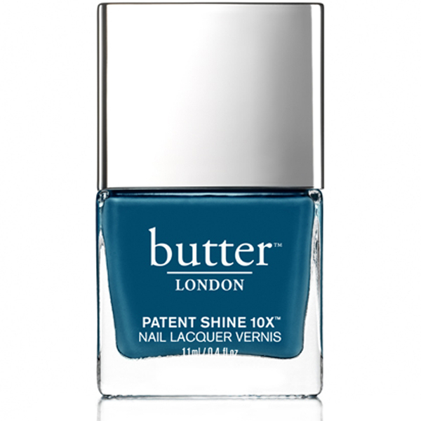 butter LONDON Patent Shine 10X Nail Lacquer 11ml - Chat Up