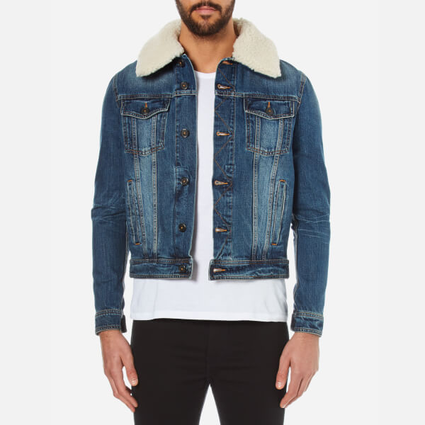 MEN'S NEW & VINTAGE COATS & JACKETS. When it comes to coats & jackets, we've got that situation covered. Relive the 90s in retro windbreakers, denim & track jackets, or give your look a update in something new.