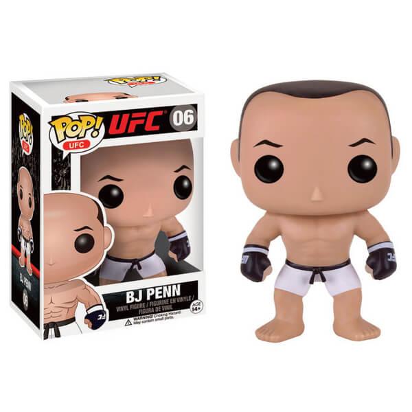 UFC B J Penn Pop! Vinyl Figure
