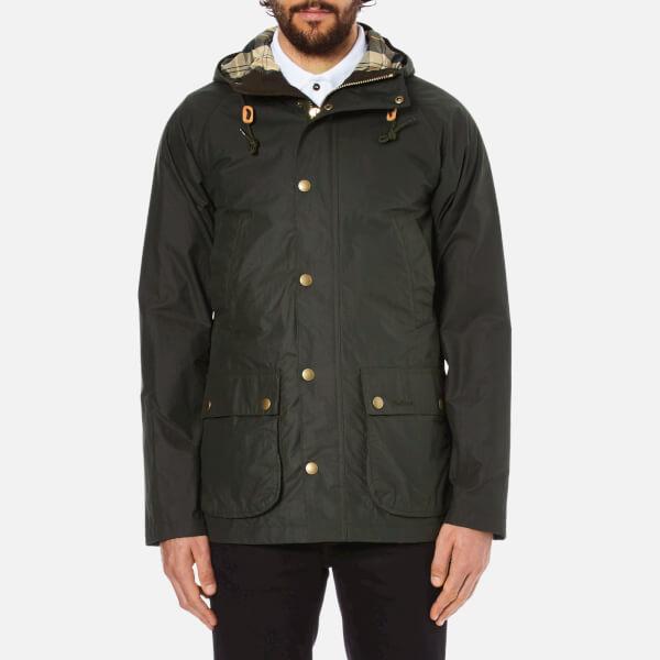 Barbour Heritage Men's Hooded Bedale Jacket - Sage
