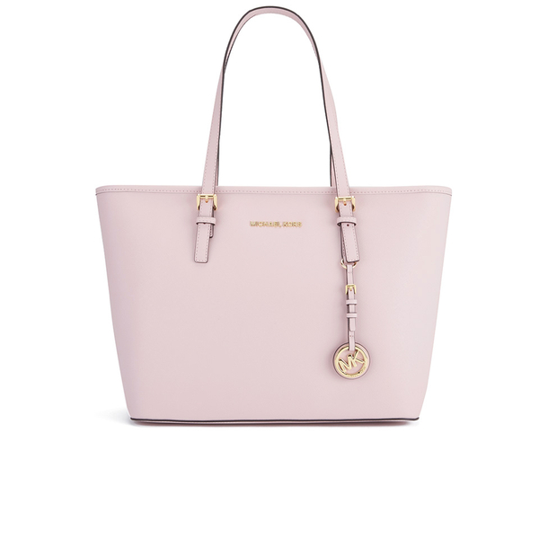 1755133cfb0d MICHAEL MICHAEL KORS Jet Set Travel Top Zip Tote Bag - Pink: Image 1