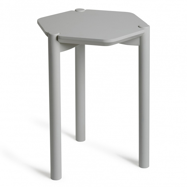 Umbra Hexa Side Table - Grey