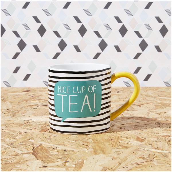 Tasse Nice Cup Of Tea ! -Happy Jackson