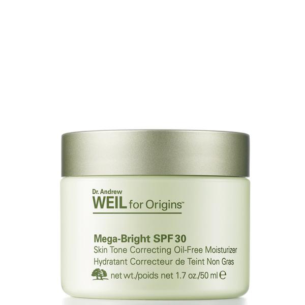 Origins Dr. Andrew Weil for Origins ™ Mega-Bright LSF 30Teint-korrigierender ölfreierMoisturiser 50ml
