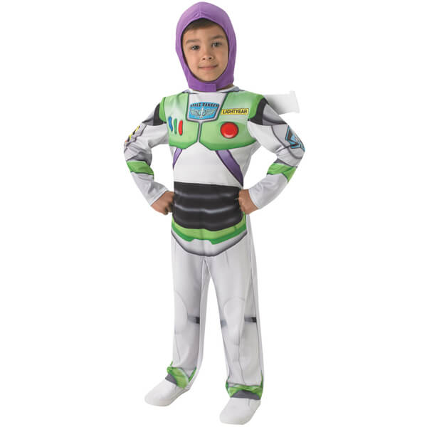Disney Toy Story Boys' Buzz Lightyear Fancy Dress