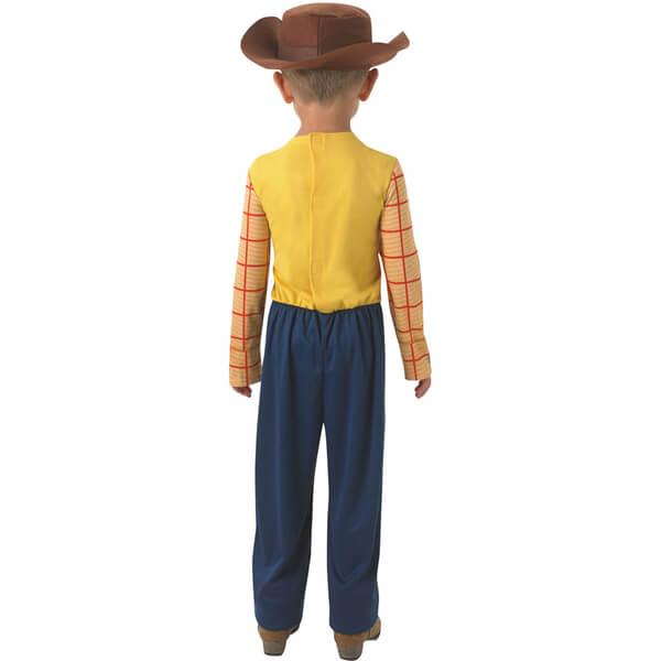 Fashion Toys For Boys : Disney toy story boys woody fancy dress pop in a box uk