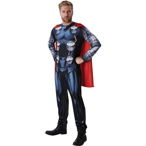 Marvel Avengers Men's Thor Fancy Dress
