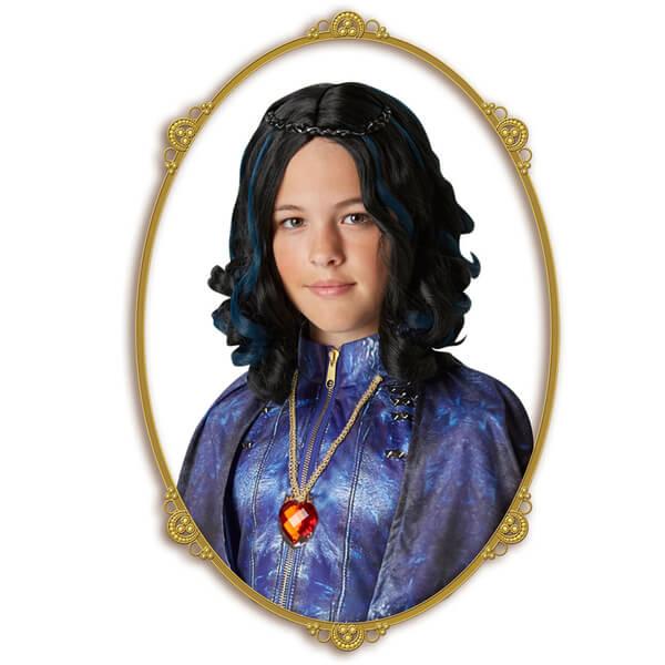 Disney Descendants Girls' Evie Wig