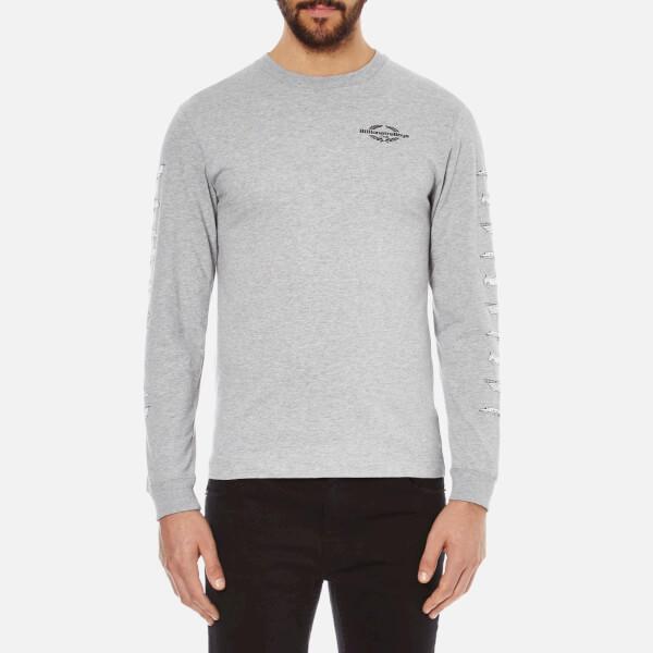 Billionaire Boys Club Men's Vehicle Long Sleeve T-Shirt - Heather Grey