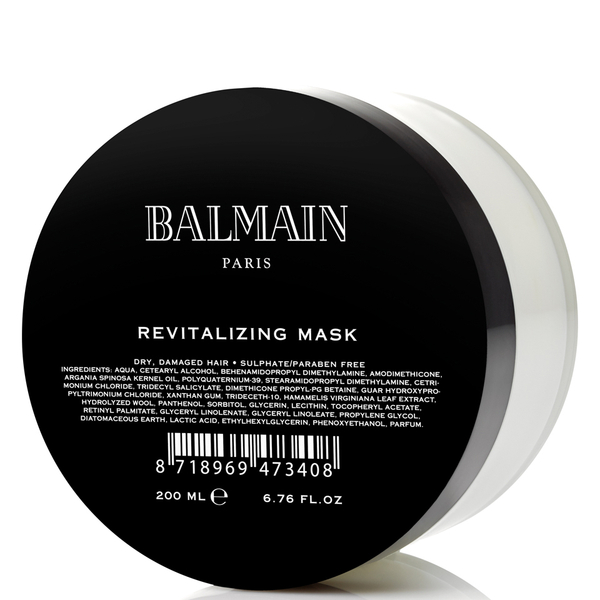 Mascarilla Revitalizante Balmair Hair (200ml)