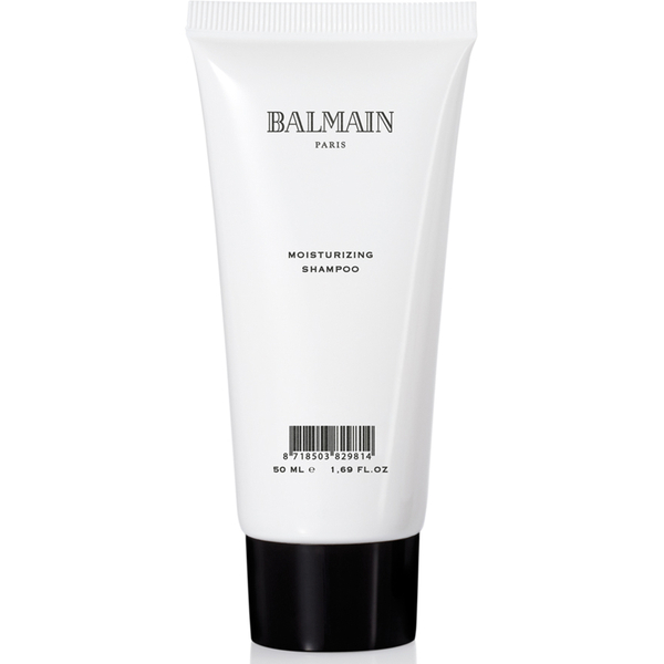 balmain hair moisturising shampoo (50ml) (travel size)