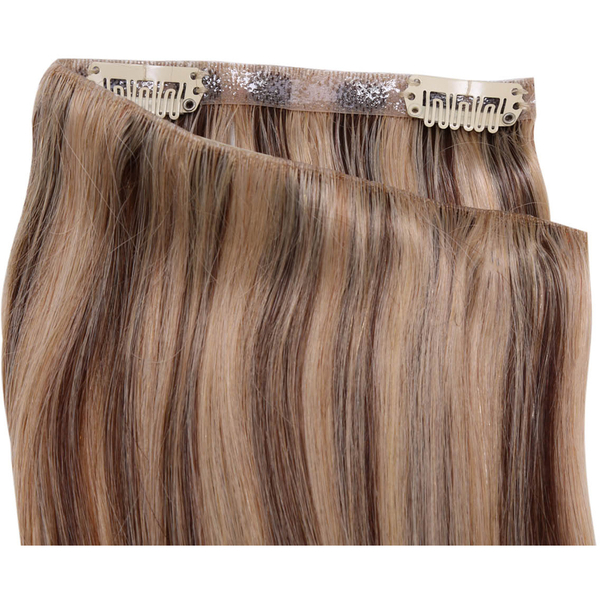 Beauty Works Jen Atkin Invisi Clip In Hair Extensions 18 Honey