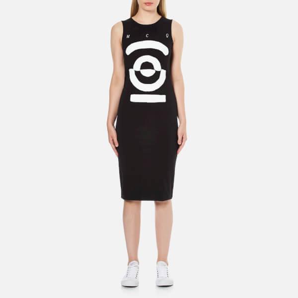 McQ Alexander McQueen Women's Tank Dress - Darkest Black