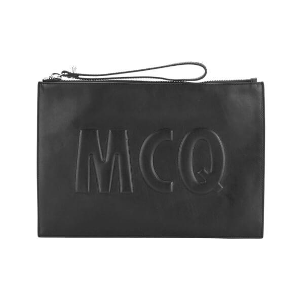 McQ Alexander McQueen Women's Pouch Clutch - Black