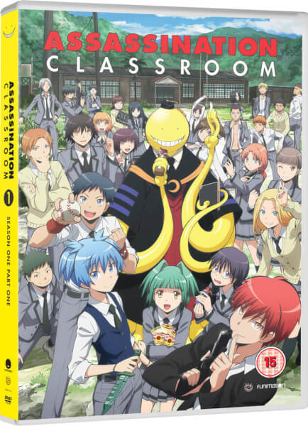 Assassination Classroom - Season 1: Part 1