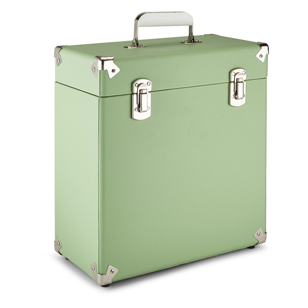 Gpo Retro Portable Carry Case For Lp Records And 12 Inch