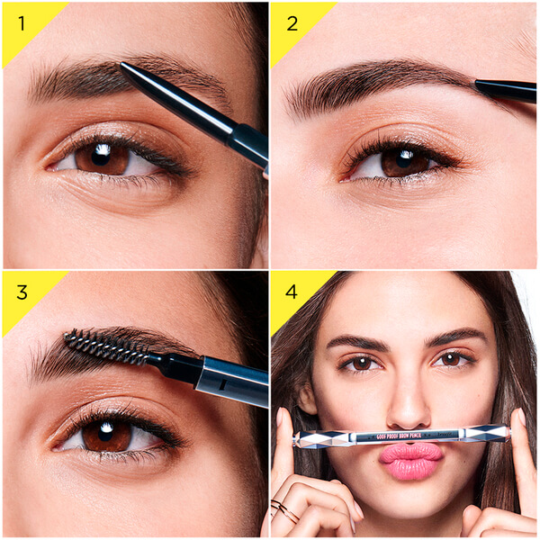 Benefit Goof Proof Brow Pencil Various Shades Hq Hair