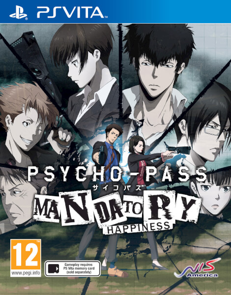 Psycho-Pass: Mandatory Happiness
