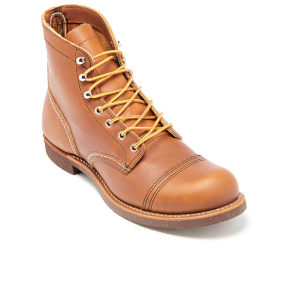 single men over 50 in red wing Style #218 men's loggermax 9-inch logger boot  last: 50 more information   after 2-3 years, every single pair has started to separate from the sole.