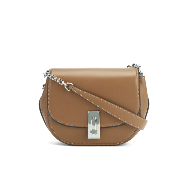 Marc Jacobs Women's West End The Jane Saddle Bag - Maple Tan