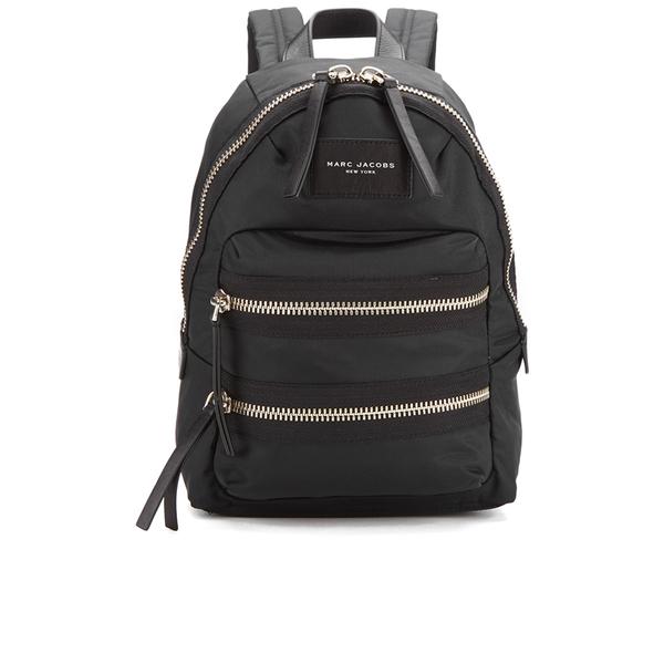 Marc Jacobs Women's Nylon Biker Mini Backpack - Black