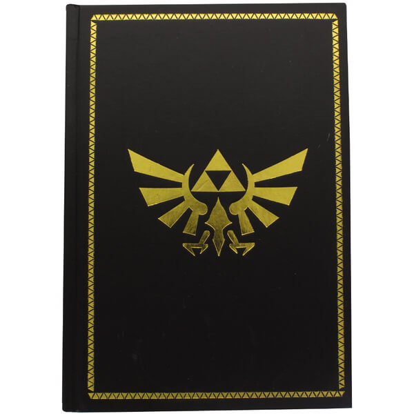 The Legend of Zelda Collector's Edition Hyrule Notebook