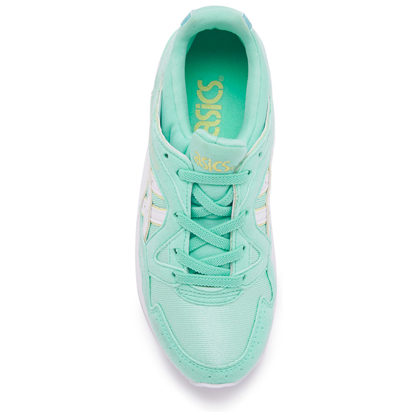 b0a4790f6b8d Asics Kids  Gel-Lyte V PS Trainers - Light Mint White  Image