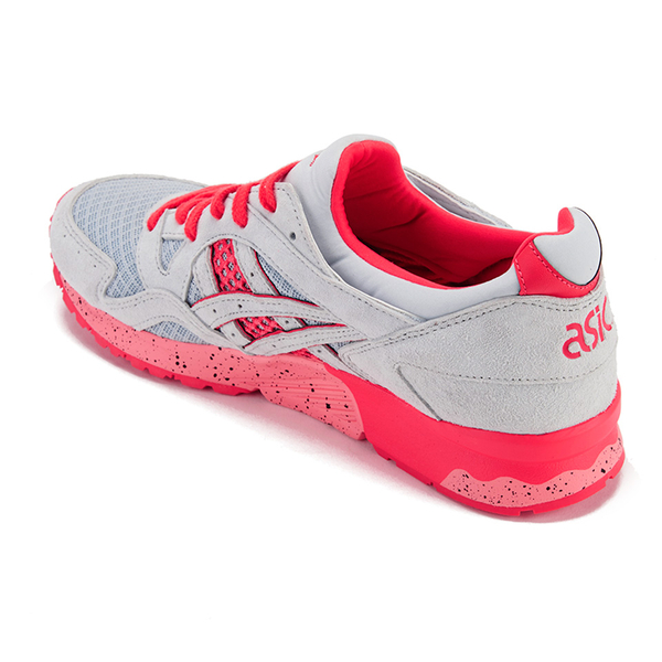Asics Lifestyle Women s Gel-Lyte V Bright Pack Trainers - Soft Grey  Image 4 7bd9a64937