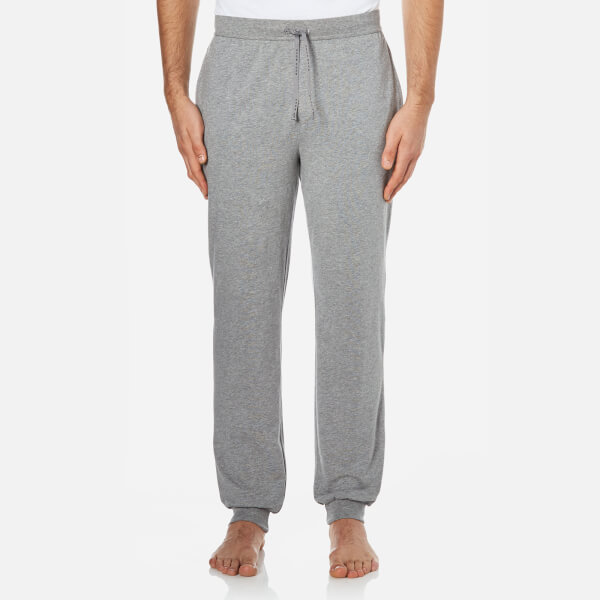 BOSS Hugo Boss Men's Cuffed Sweatpants - Grey
