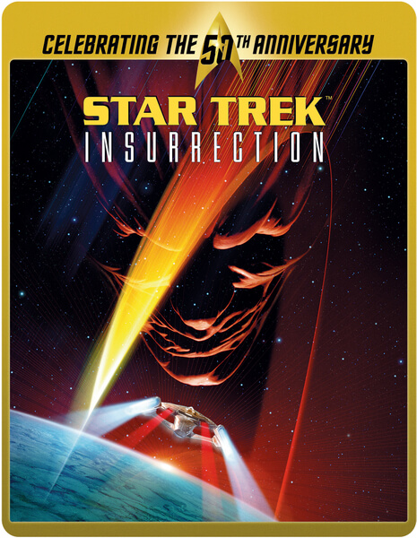 Star Trek 9 - Insurrection (Limited Edition 50th Anniversary Steelbook)