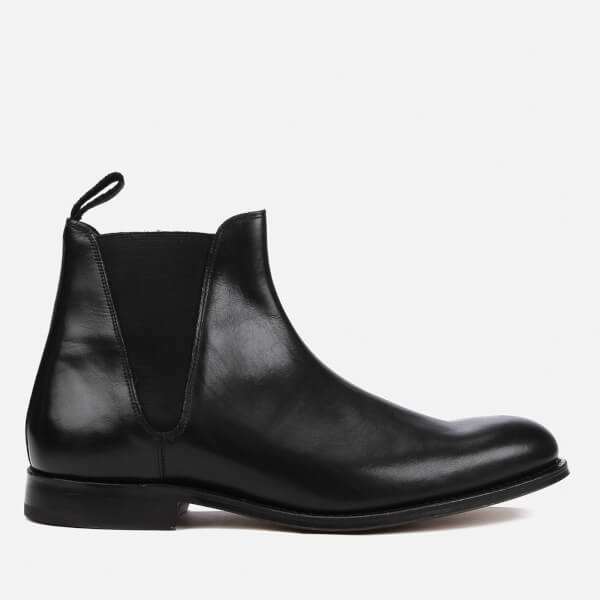 Grenson Men's Nolan Leather Chelsea Boots - Black