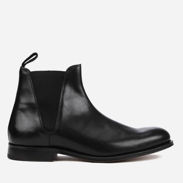 Grenson Men's Nolan Leather Chelsea Boots - Black