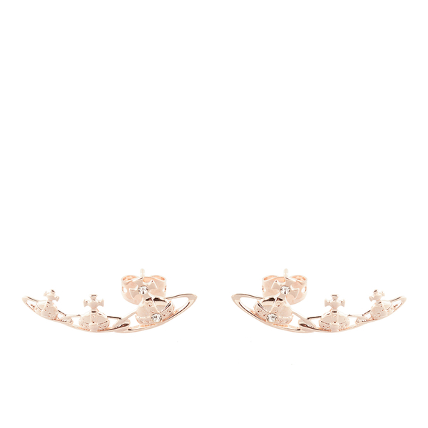 Vivienne Westwood Women's Candy Earrings - Gold Quartz