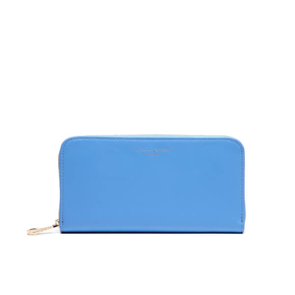 Aspinal of London Women's Continental Clutch Purse - Forget Me Not