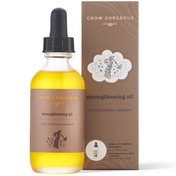 Grow Gorgeous Strengthening Oil (60ml): Image 11