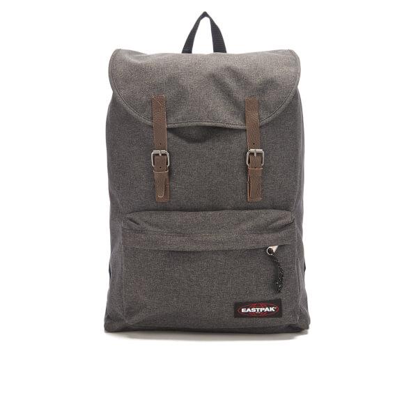 Eastpak Men's London Backpack - Black Denim