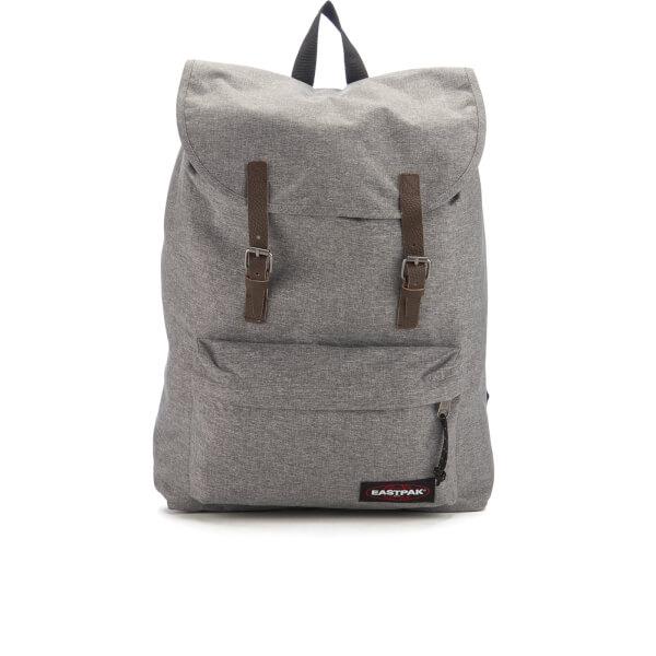 Eastpak Men's London Backpack - Stone Grey