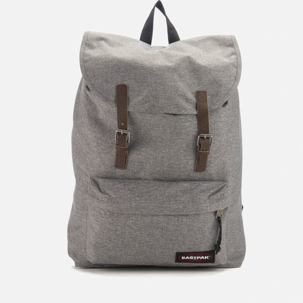 Eastpak Men's London Backpack - Stone Grey