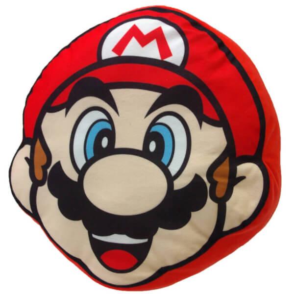 Mario Plush Cushion