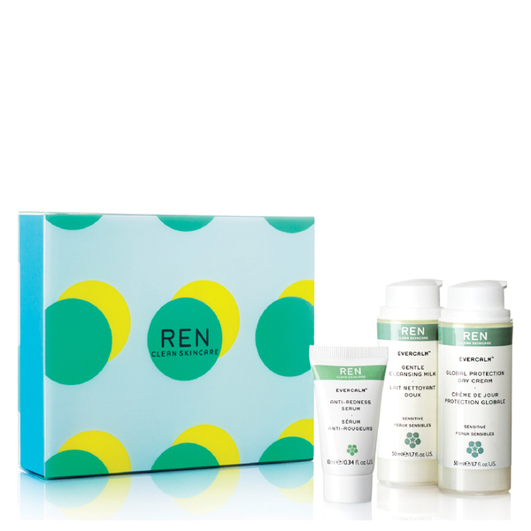 REN Evercalm™ Best-Selling Trio (Worth £42.50)
