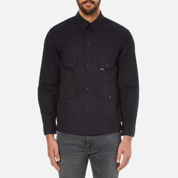 Garbstore Men's Flight Shirt - Navy