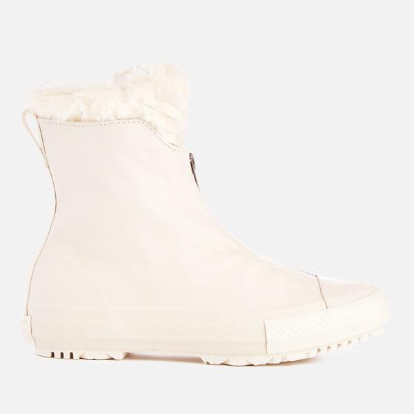Converse Women's Chuck Taylor All Star Hi Rise Shroud Boots - Cream