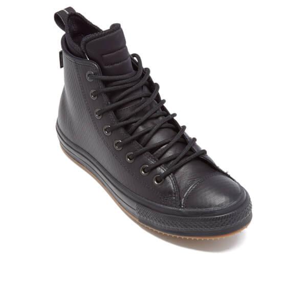 converse 2 mens. converse men\u0027s chuck taylor all star ii leather/neoprene boot hi-top trainers - 2 mens