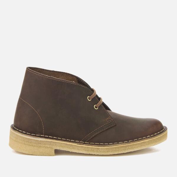 Clarks Originals Women's Desert Boots - Beeswax Leather
