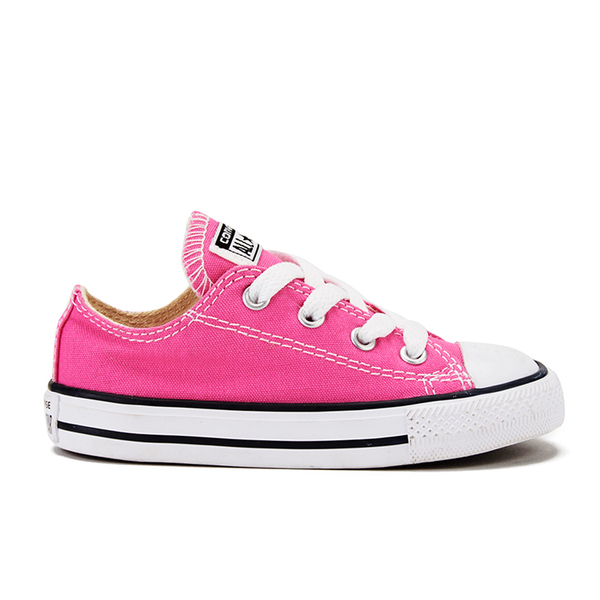 Converse Toddlers' Chuck Taylor All Star Ox Trainers - Mod Pink